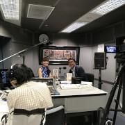 全国ネットFM放送 ラジオふくこい 出演!