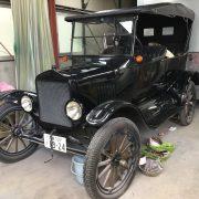 1920年のT型フォード 車検300万円で復活!
